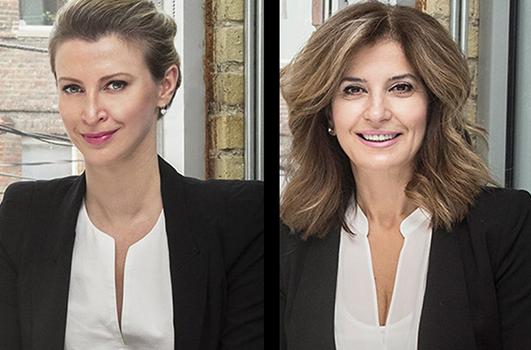 Rose Mann & Ines Popovic Join Bespoke Marketing
